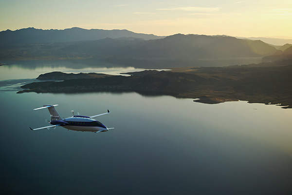 Avanti EVO is the successor to Piaggio P180 Avanti II. Image courtesy of Piaggio Aero Industries S.p.A.
