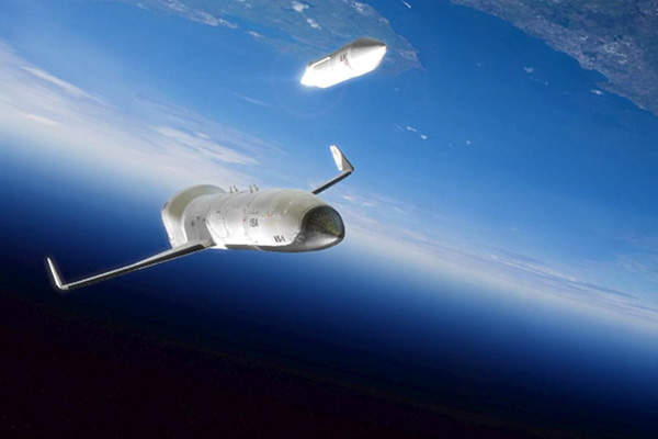 The demonstration flight of the XS-1 is expected in 2017.