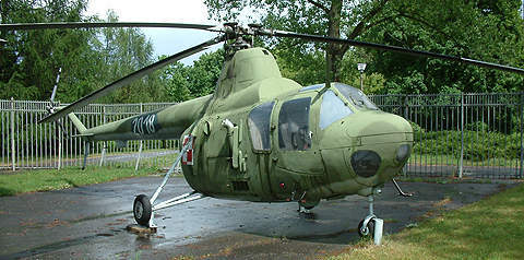 The Mil Moscow helicopter plant is also responsible for the Mil Mi-1.