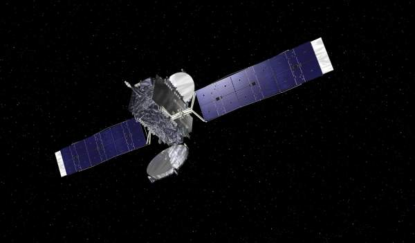 Koreasat-6 is positioned at 116° East Longitude. Image courtesy of Orbital Science Corporation (OSC).