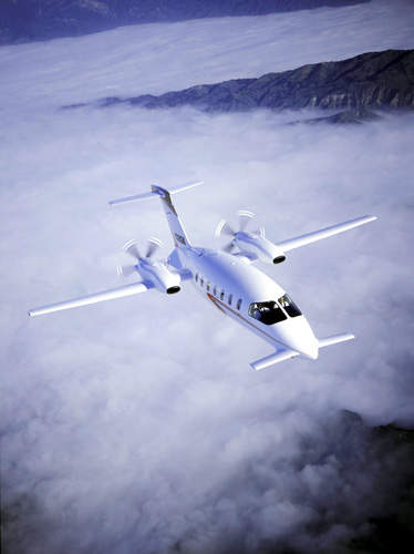 The Avanti II was certified by the European Aviation Safety Agency (EASA) in October 2005 and is scheduled to enter service in early 2006.