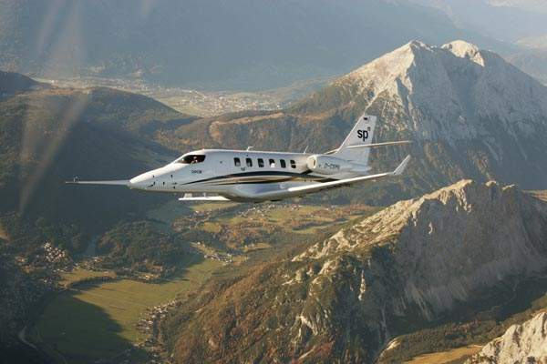 The maiden flight of the Grob Aerospace SPn aircraft took place in July 2006.