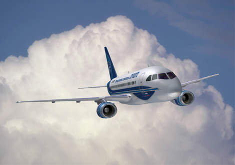 The first flight of the Superjet 100-95 is scheduled for September 2007.