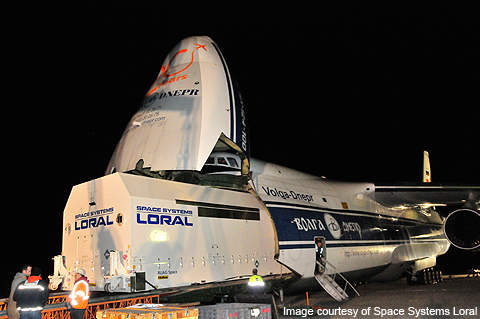 It superseded its predecessor, the Telstar 14, and is located over the Atlantic Ocean region.