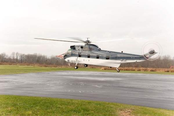 The S-61T completed maiden flight in January 2014. Image: courtesy of Sikorsky Aircraft Corporation.
