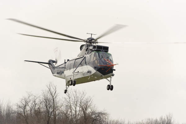 The S-61T modernisation and conversion programme was launched in 2010. Image: courtesy of Sikorsky Aircraft Corporation.