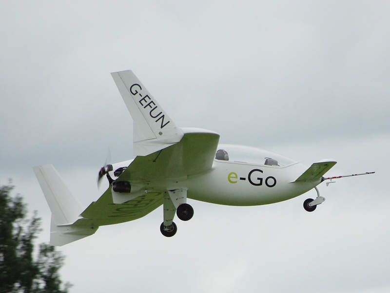 The maiden flight of the aircraft was completed in October 2013. Image: courtesy of TSRL.