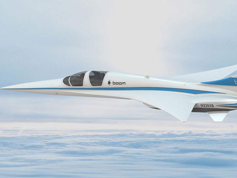Xb 1 Supersonic Demonstrator Aerospace Technology
