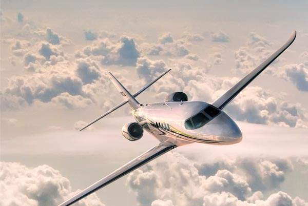Cessna Citation Latitude is expected to be a game changer in the mid-size aircraft segment. Image courtesy of Cessna Aircraft Company.