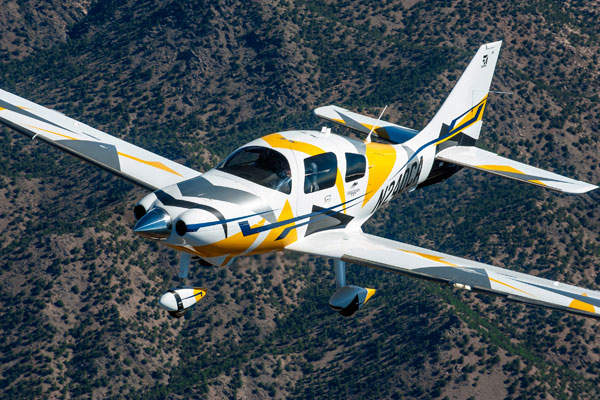 Cessna TTx is considered to be the world's fastest certified single-engine fixed-gear aircraft.