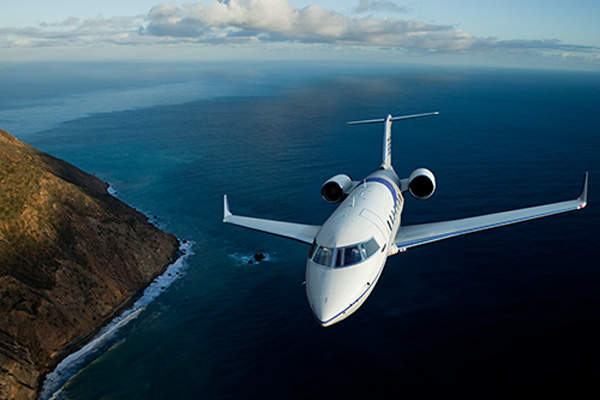 The Challenger 650 was developed by Bombardier Aerospace. Image courtesy of Bombardier.