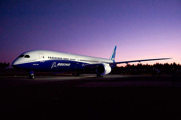 the aircraft is expected to enter service in 2018 image courtesy of the boeing company