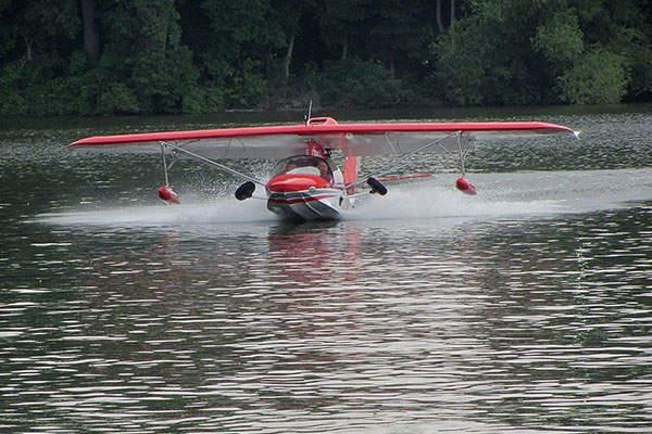 Searey Elite Light Sport Amphibious Airplane - Aerospace