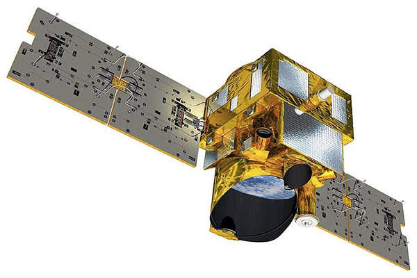 MERLIN satellite is expected to be launched in 2019. Image: courtesy of CNES.