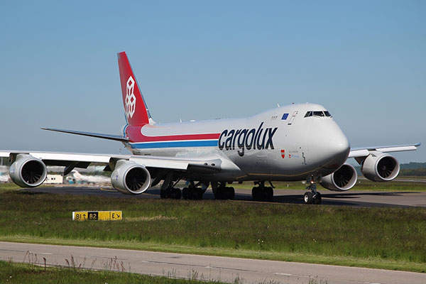 Cargolux is the launch customer of the Boeing 747-8F. Image: courtesy of Peter Bakema.