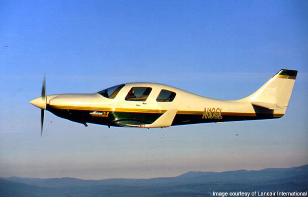 Lancair IV has two variants.