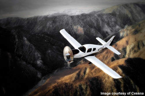 The Cessna 400 claims to be the fastest fixed-gear single-engine piston aircraft on the market.