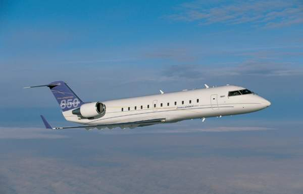 The Challenger 850 is certified to operate in 62 countries worldwide. Image courtesy of Bombardier / BBA Press.