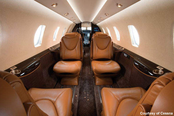 In typical configuration the XLS plus can carry nine passengers and two pilots.