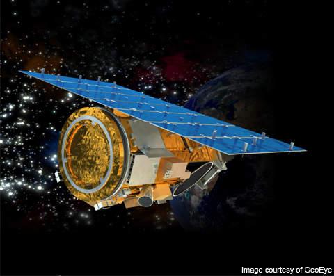 GeoEye-1 is the predecessor of GeoEye-2.