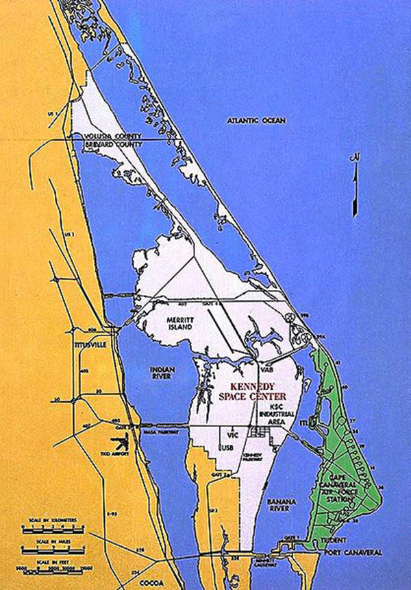 The satellite was launched from launch complex 40 in the Air Force Station of Cape Canaveral, Florida.