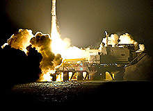 Intelsat 27's attempt for launch into the orbit in February 2013 proved unsuccessful. Image courtesy of jurvetson.