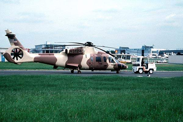 The S-76 can accommodate 14 people including two pilots.