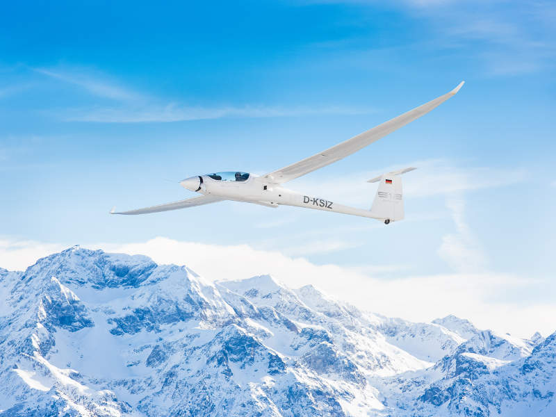Stemme Twin Voyager S12 Motorglider - Aerospace Technology