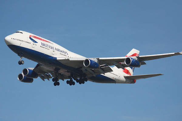 Boeing 747-400 is the most popular aircraft in the Boeing 747 family.