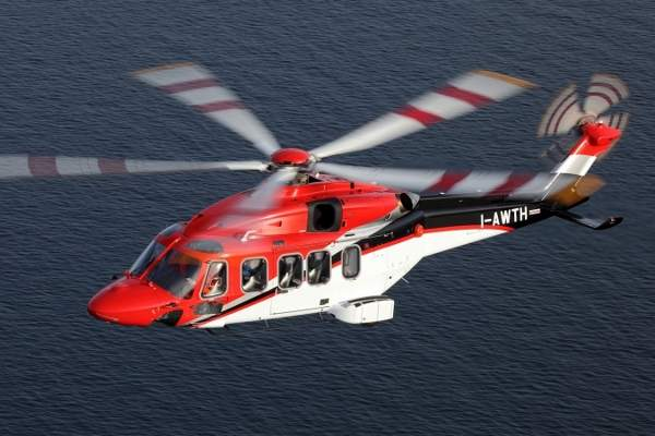 Aw189 Helicopter