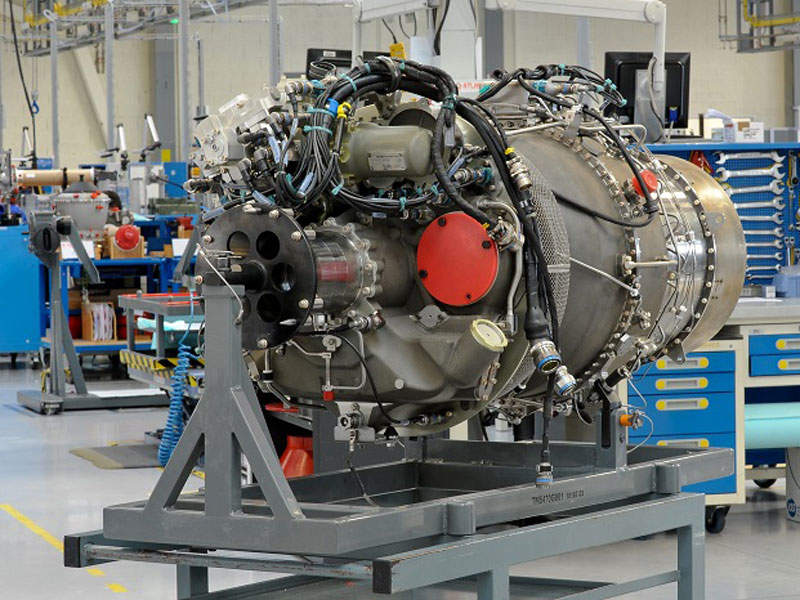 The helicopter is powered by two WZ16 turbo-shaft engines. Image: courtesy of Safran Helicopter Engines.
