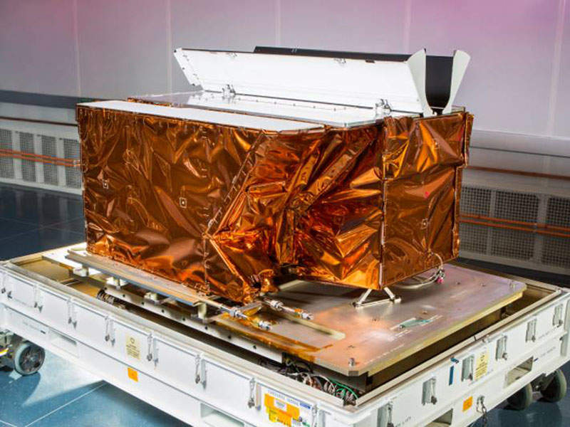 The satellite will include Visible Infrared Imaging Radiometer Suite (VIIRS) instrument developed by Raytheon. Image: courtesy of National Oceanic and Atmospheric Administration (NOAA).