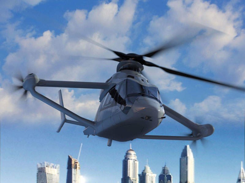 The final assembly of the helicopter will begin in 2019. Image: courtesy of Airbus SAS.