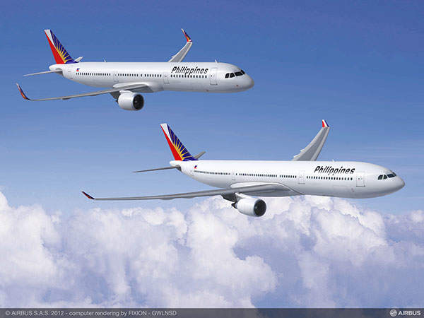 Philippine Airlines ordered 44 single-aisle Airbus A321 aircraft as part of its major fleet modernisation.