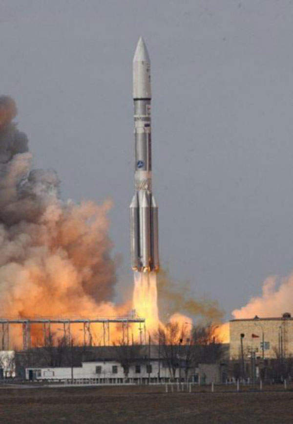 Intelsat launched IS-22 into the space in March 2012.