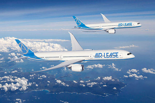 air lease corporation placed an order for 30 787 10 dreamliners in 2013 image