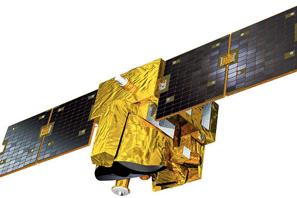 The satellite will find the reasons for the increase in emission levels on a global scale. Image: courtesy of CNES.