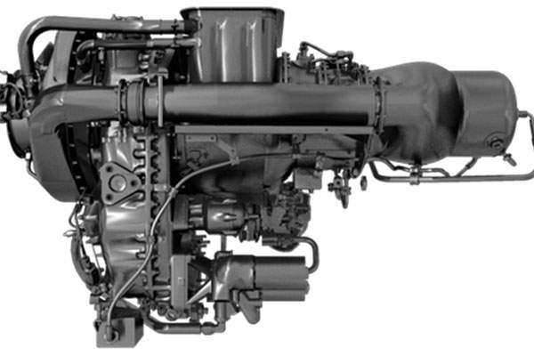 The Bell 407GXP is equipped with a Rolls Royce 250-C47B/8 turbine engine. Image: courtsey of Rolls-Royce.