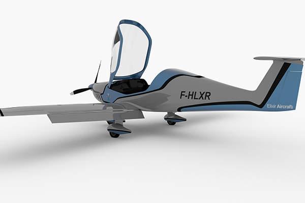 The Elixir aircraft will enter service by 2017. Image: courtesy of Elixir Aircraft.