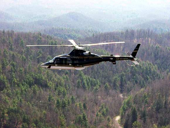 The law enforcement configuration of the Bell 430 has a capacity of up to 11 seats or a 3,975lb load.
