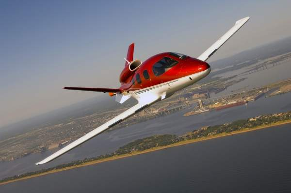 Cirrus Vision SF50 is designed and manufactured by the Cirrus Design Corporation (CDC), US. Image courtesy of Cirrus Aircraft.