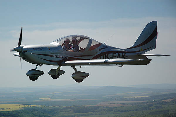 SportStar RTC received type certificate from EASA in May 2012. Image courtesy of EVEKTOR-AEROTECHNIK a.s.