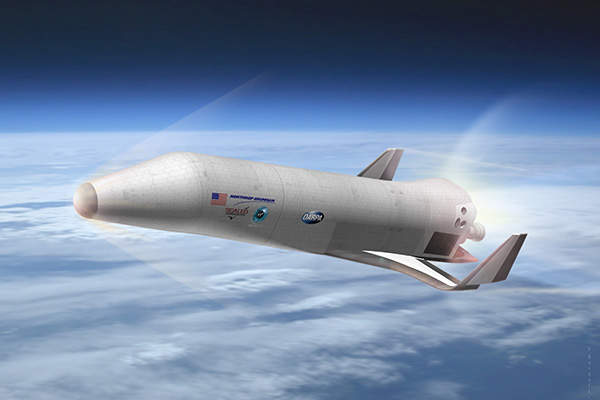 The XS-1 spacecraft programme is being implemented by Defense Advanced Research Projects Agency (DARPA). Image courtesy of Northrop Grumman Corporation.