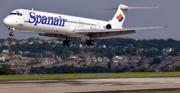 Production of the MD-80 ended in 1999.