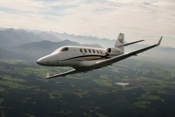 With six passengers and one pilot, the SPn can fly non-stop 3,334km (2,071 miles).