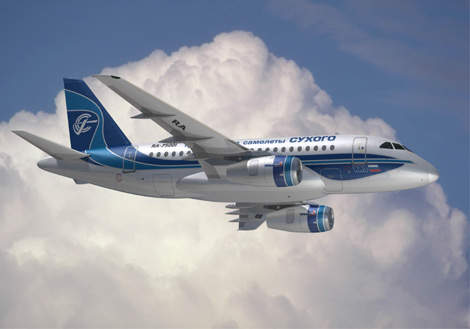 The launch customer is the Russian carrier, Sibir Airlines, which placed an order for 50 Superjet 100-95 regional airliners in July 2004.