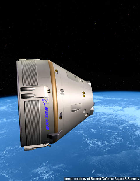 The systems definition review (SDR) of the CST-100 was completed in October 2010.