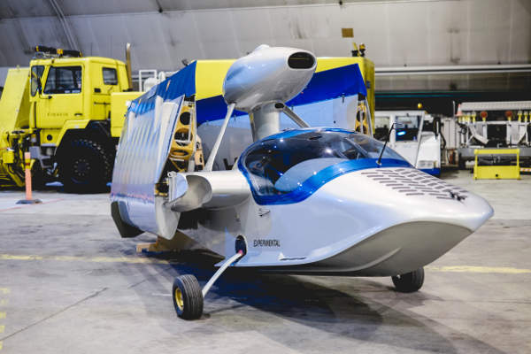 The first deliveries of the Atol 650 aircraft are expected to begin by the end of 2015. Image courtesy of Atol Avion.