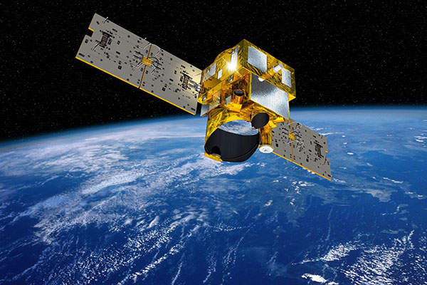 The satellite will be fitted with IPDA LIDAR instrument. Image: courtesy of CNES.