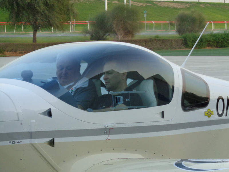 The light sport aircraft accommodates two passengers in side-by-side configuration. Image: courtesy of Tomark, s.r.o.